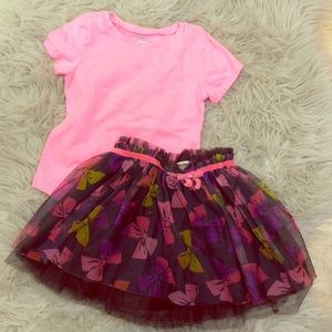 Other - Girls Outfit 5T Girls Tutu Skirt 5T